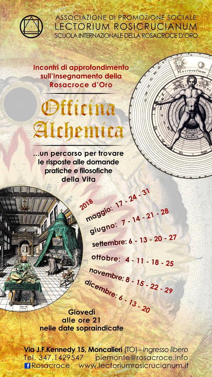 Officina Alchemica