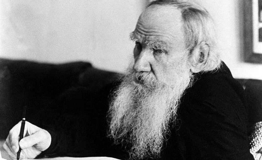 Lev Tolstoj Sulle tracce di un cercatore