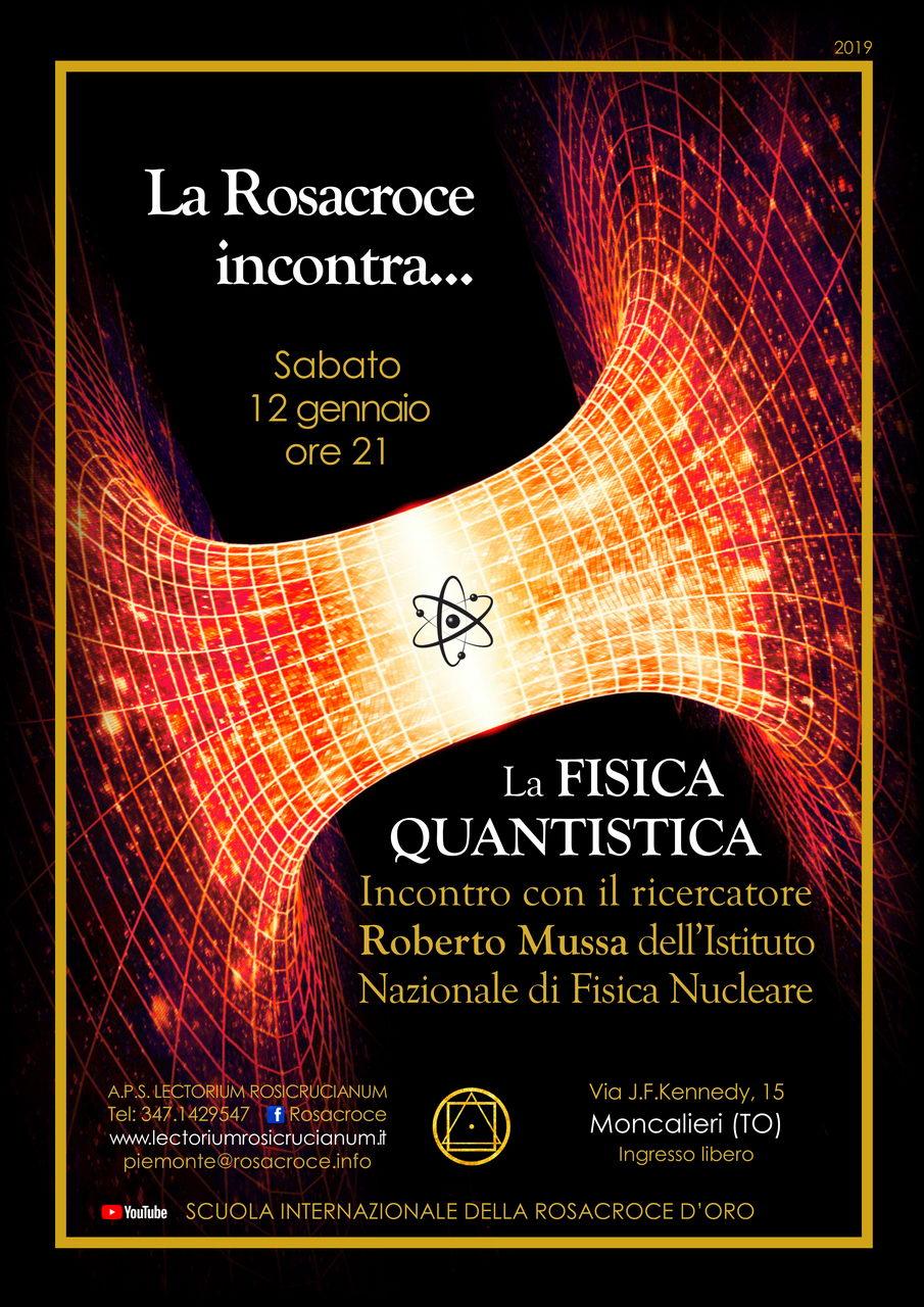 La Rosacroce incontra... la Fisica Quantistica