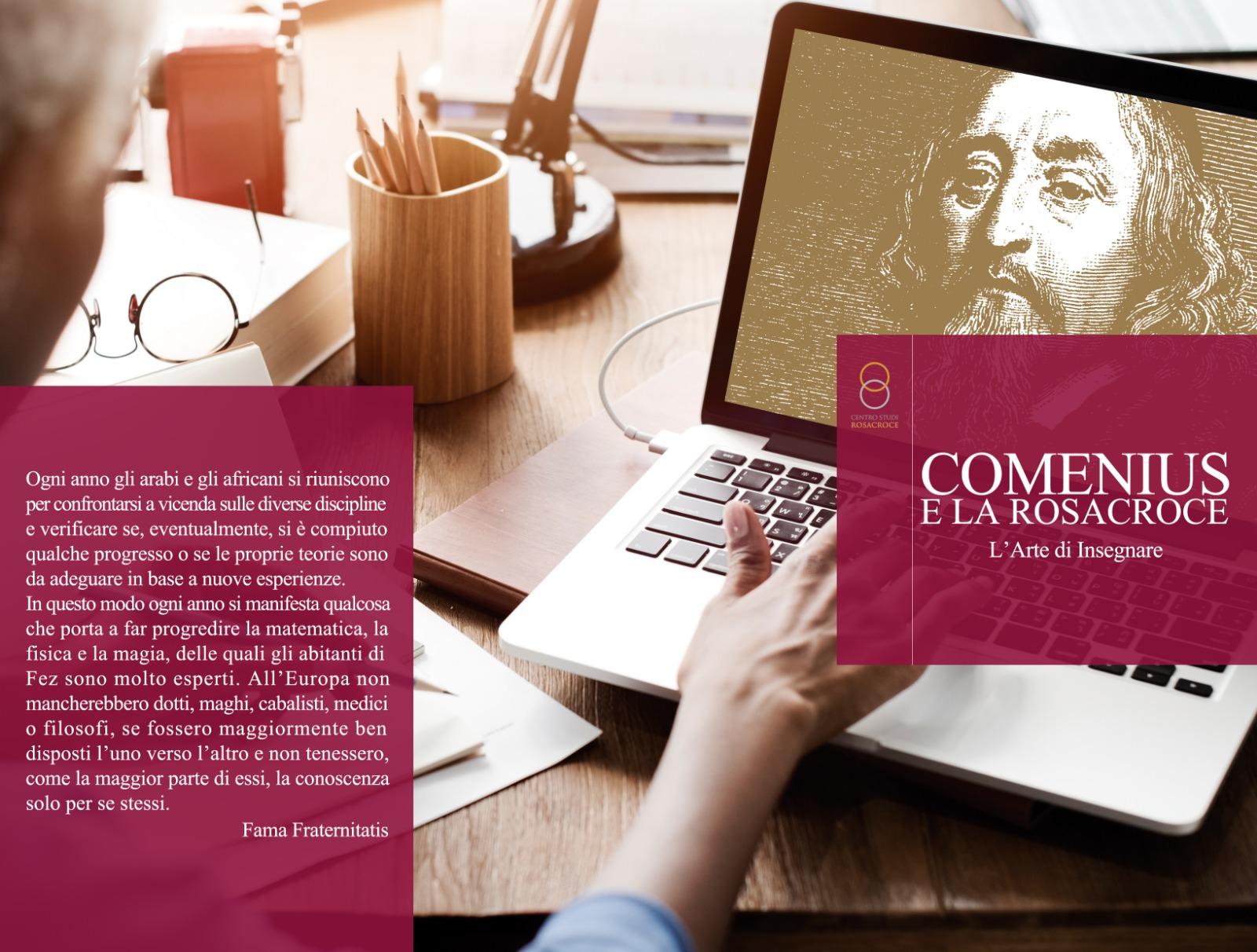 COMENIUS E LA ROSACROCE - L'arte di insegnare