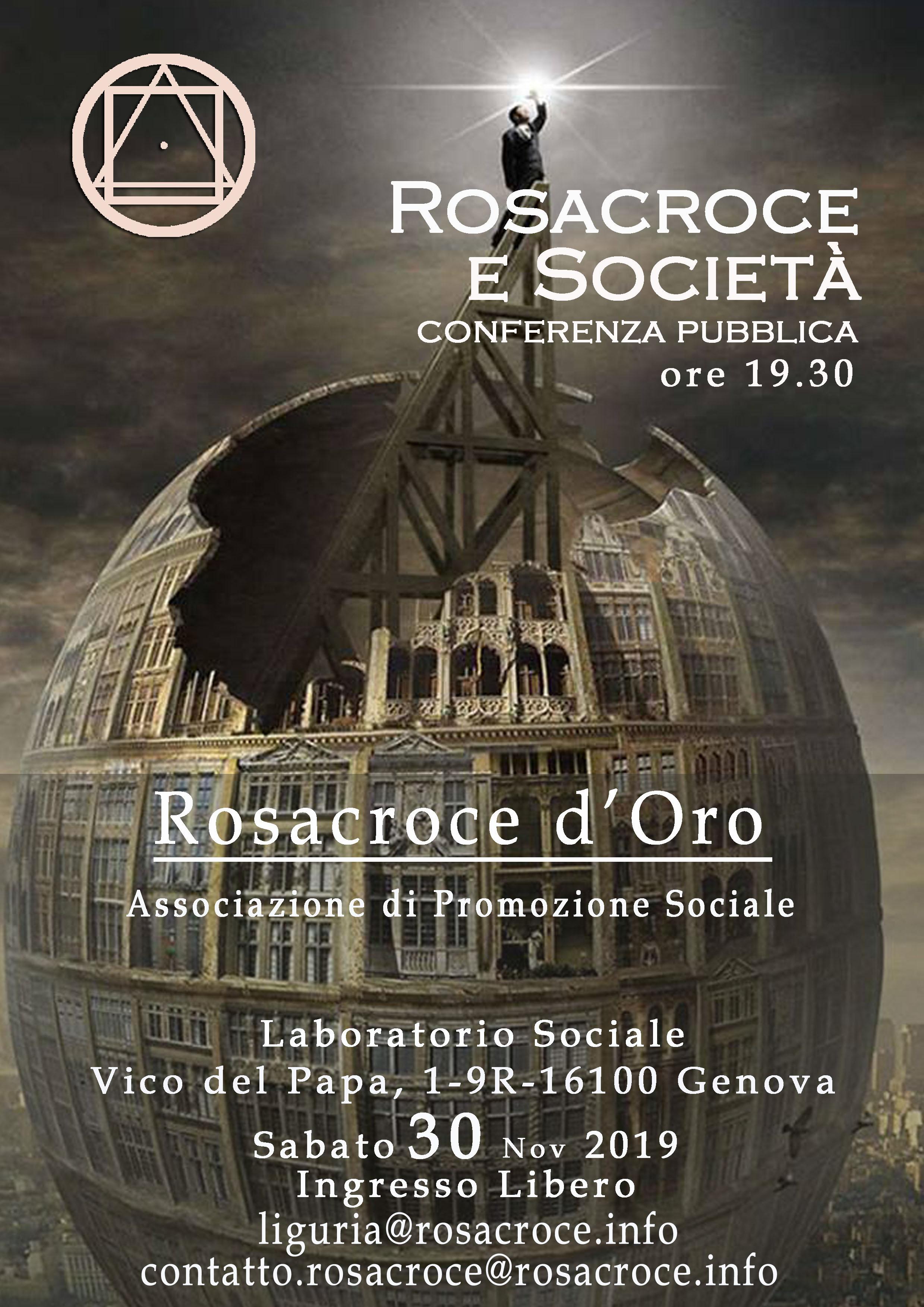 Rosacroce e Società 2parte